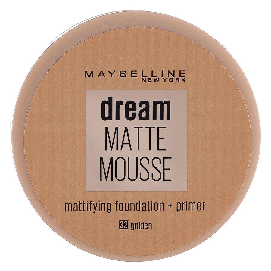 Maybelline Dream Matte Mousse Foundation Golden