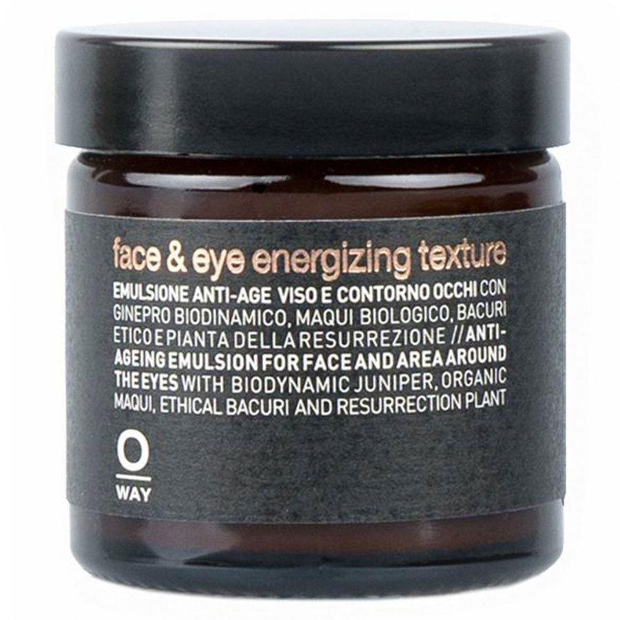 Oway Men Face & Eye Energizing Texture 50ml