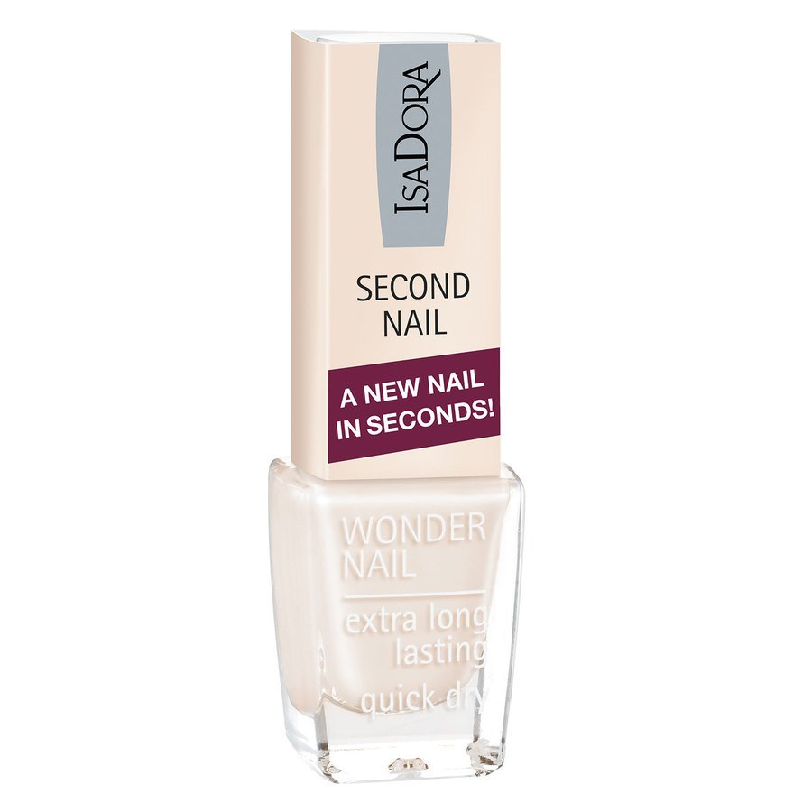 IsaDora 606 Second Nail Nude 6ml