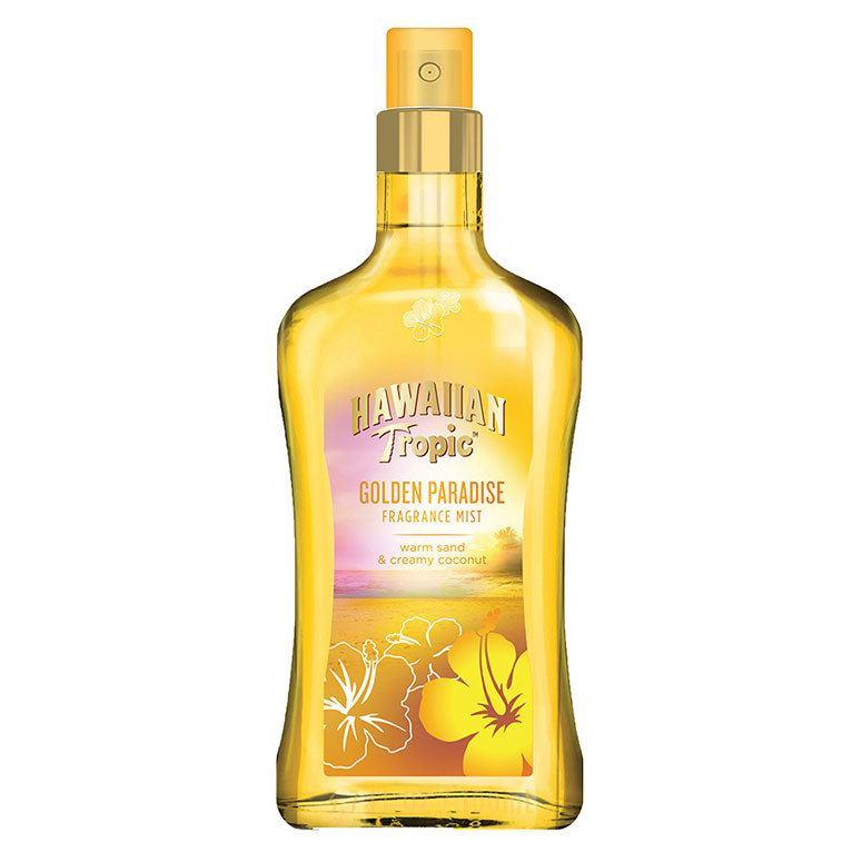 Hawaiian Tropic Golden Paradise Fragrance Mist 100ml