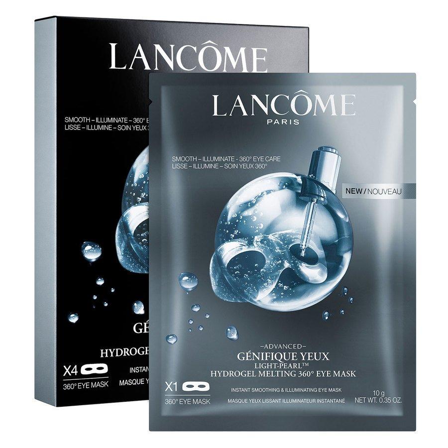 Lancôme Génifique Light-Pearl Hydrogel Melting 360 Eye Mask 4x24g