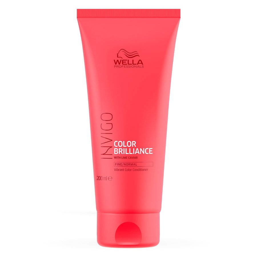 Wella Professionals Invigo Color Brilliance Conditioner Fine Hair 200ml