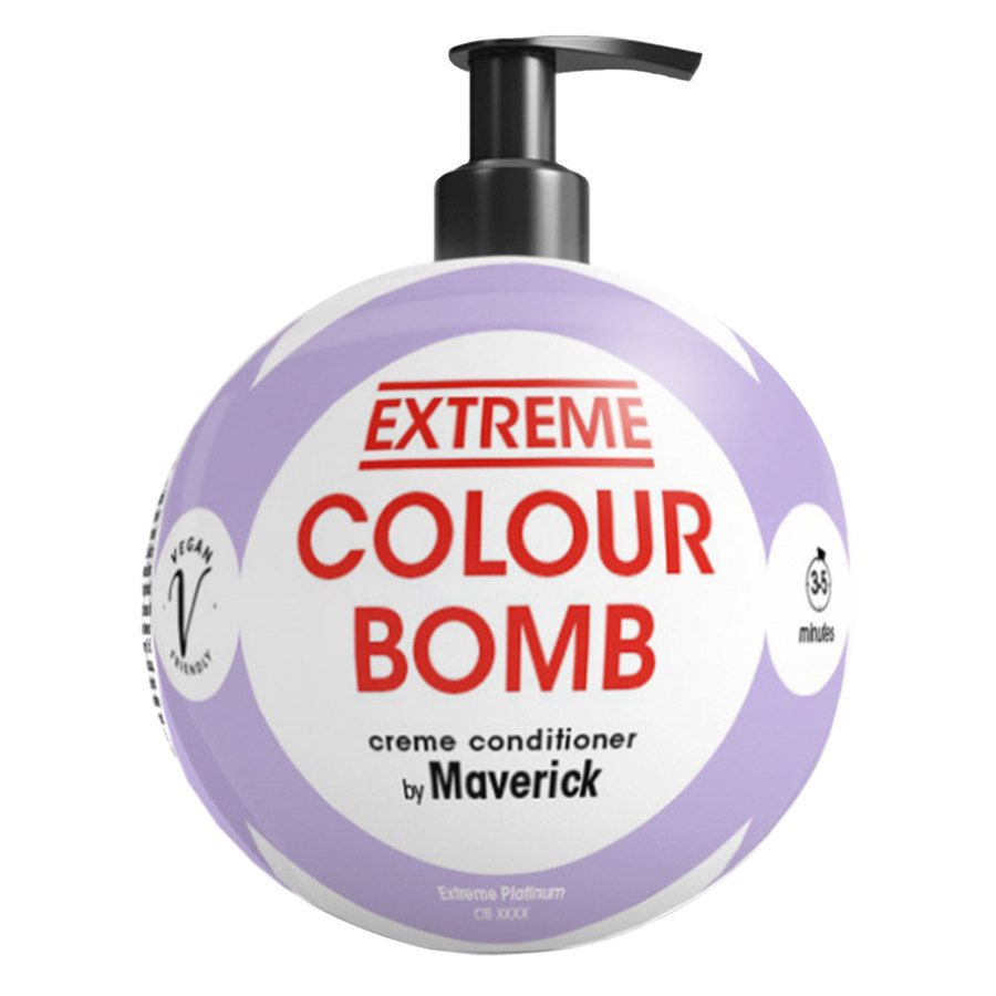 Colour Bomb Extreme White Platinum 250ml