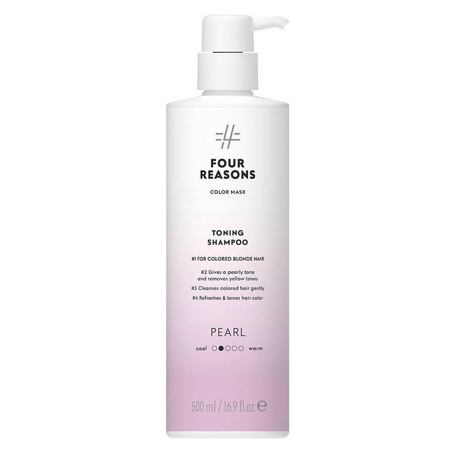 Four Reasons Color Mask Toning Shampoo Pearl 500ml