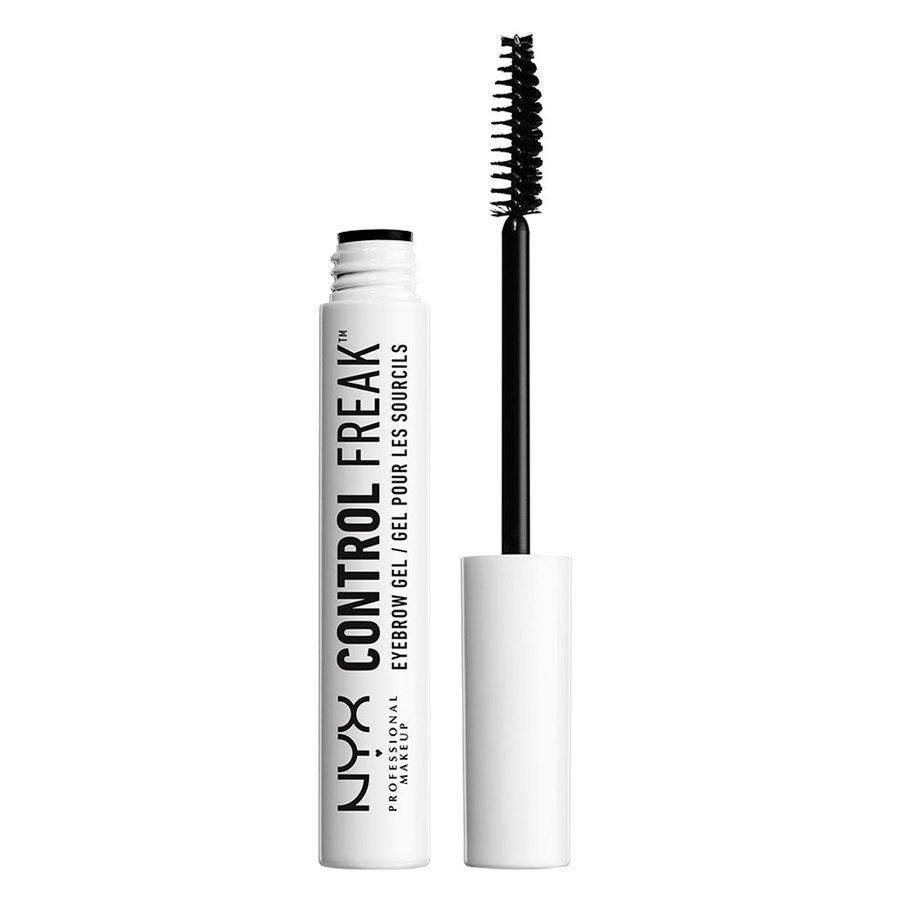 NYX Professional Makeup Control Freak Eyebrow Gel Clear 9g CFBG01