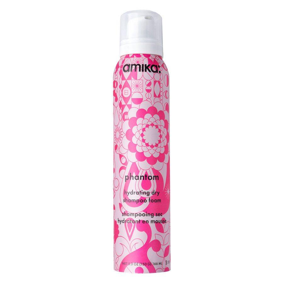 Amika Phantom Hydrating Dry Shampoo Foam 166ml