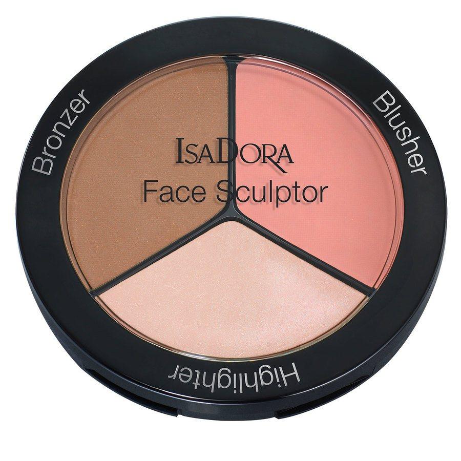 IsaDora Face Sculptor #01 Warm Peach 30g
