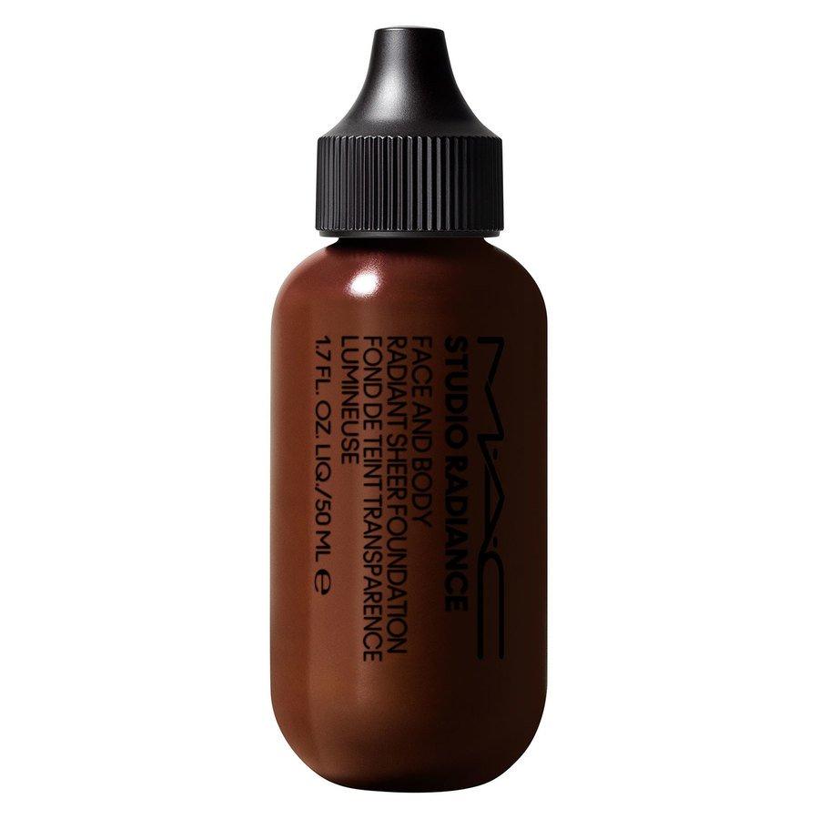 MAC Cosmetics Studio Radiance Face And Body Radiant Sheer Foundation W9 50ml