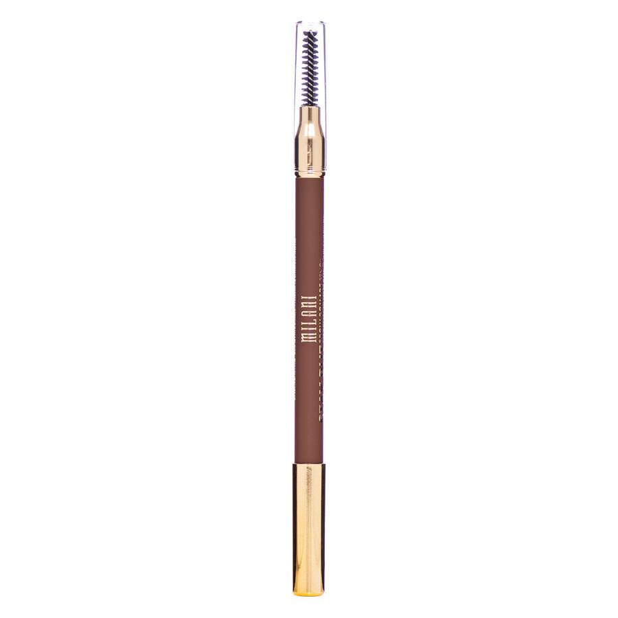 Milani Stay Put Brow Pomade Pencil Medium Brown