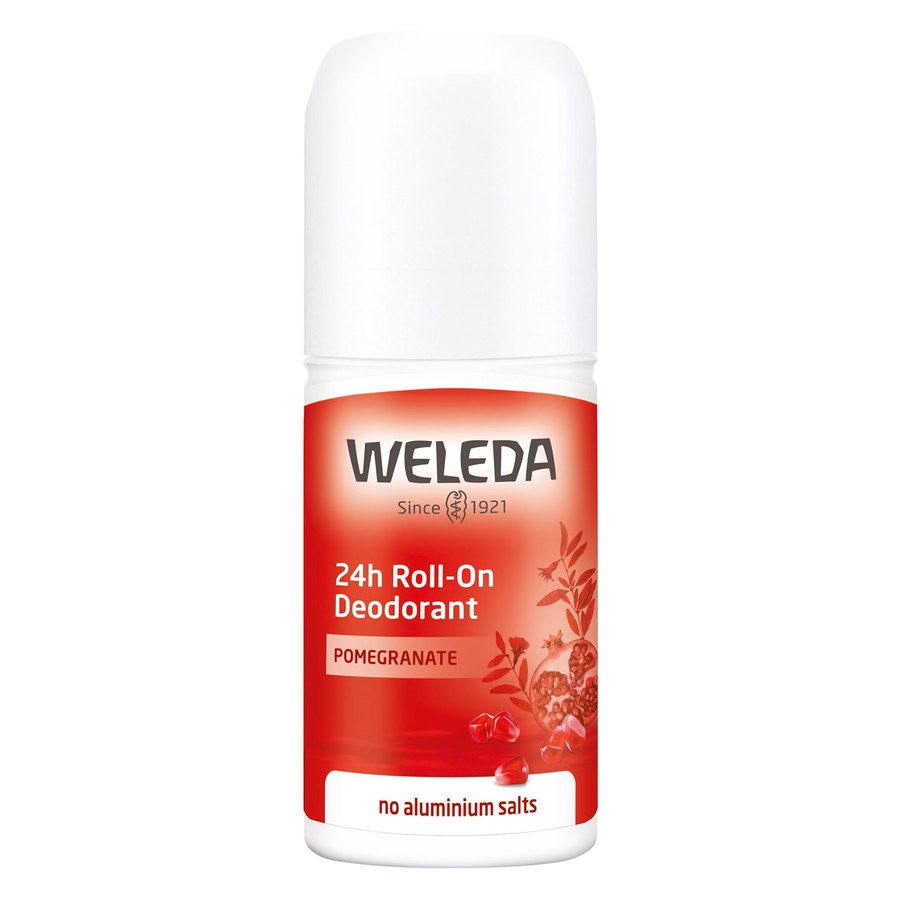 Weleda Pomegranate 24h Deodorant Roll-On 50ml