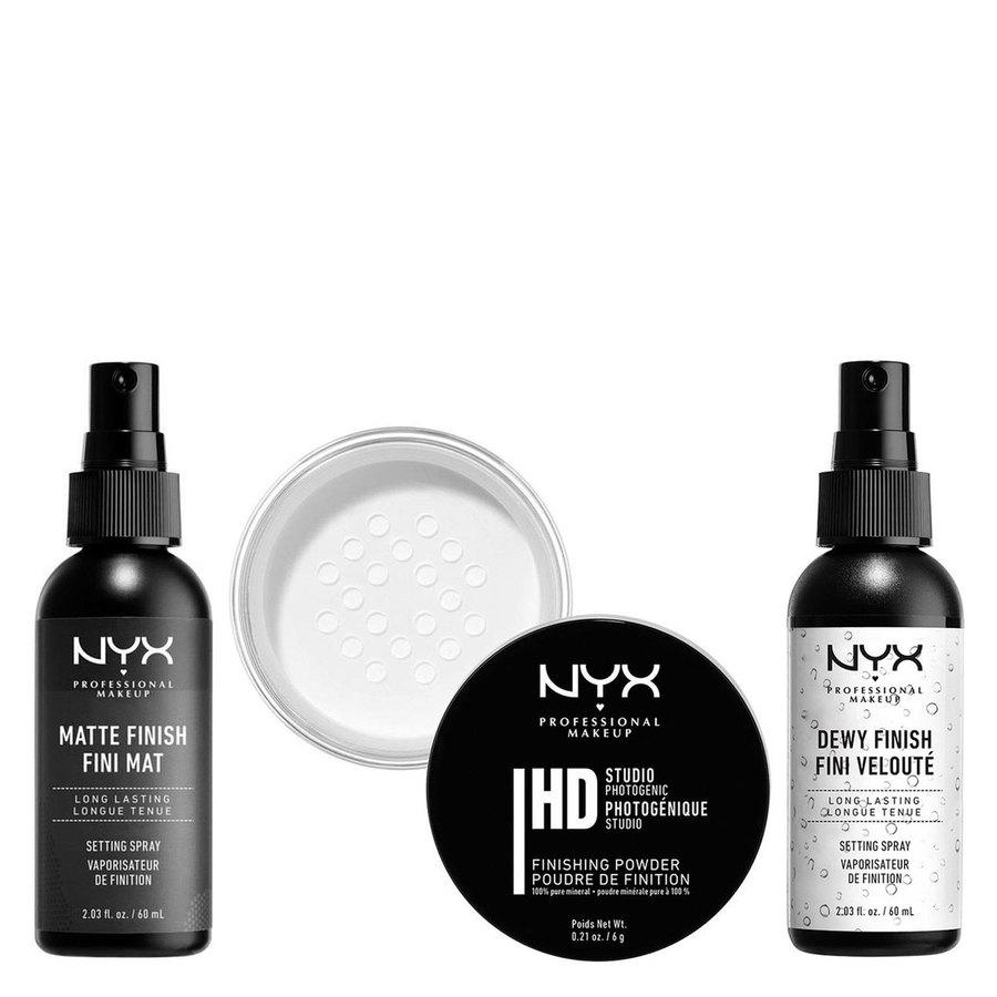 NYX Professional Makeup Finishing Set
