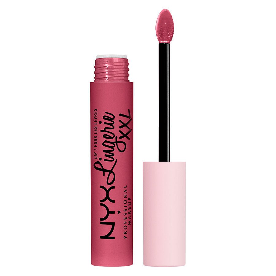 NYX Professional Makeup Lip Lingerie XXL Matte Liquid Lipstick Push'd Up 4ml