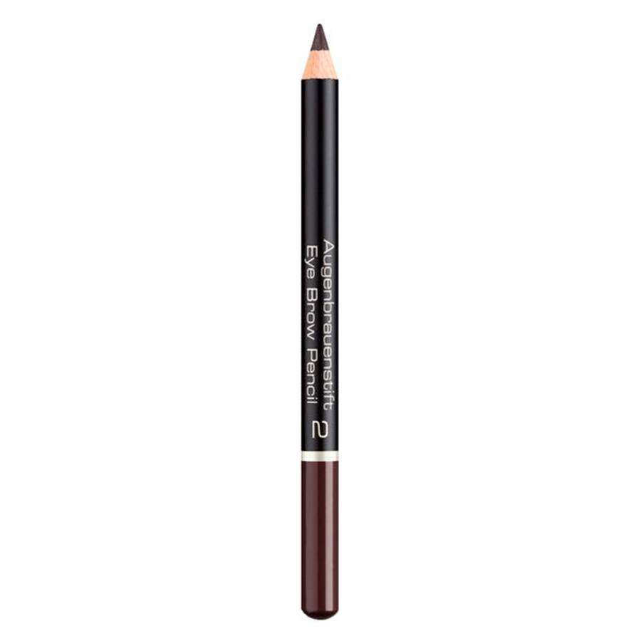 Artdeco Eyebrow Pencil  #02 Intensive Brown 1,1g
