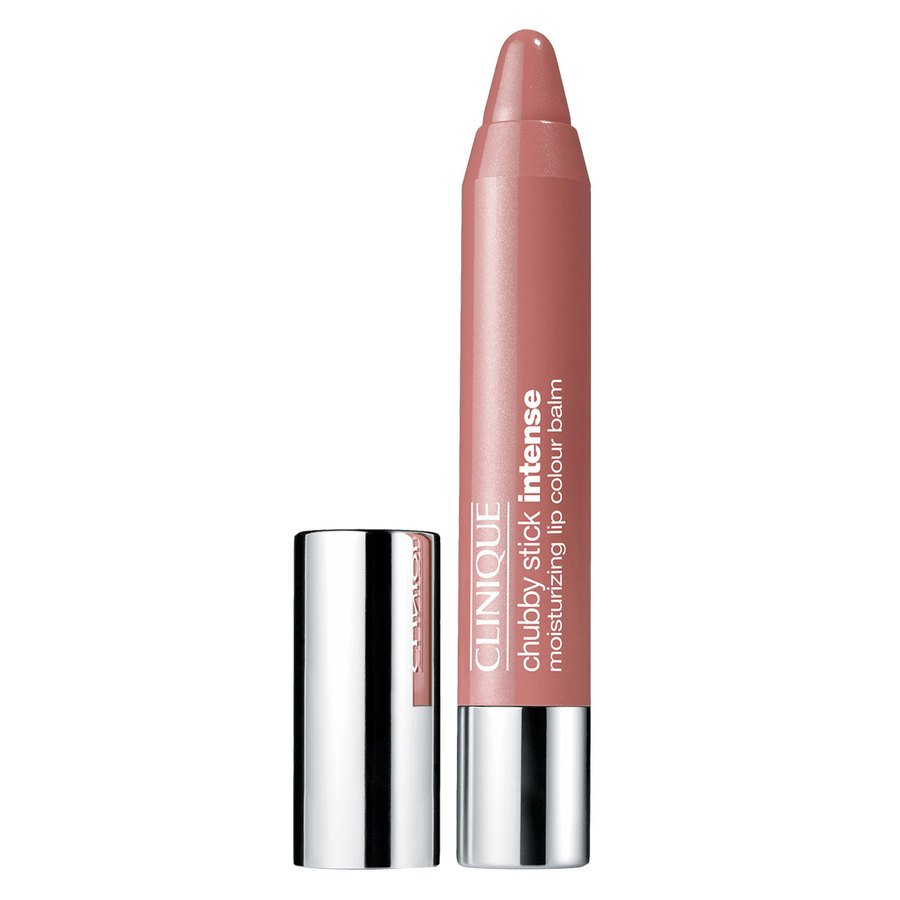 Clinique Chubby Stick Intense Moisturizing Lip Colour Balm Curviest Caramel 3g