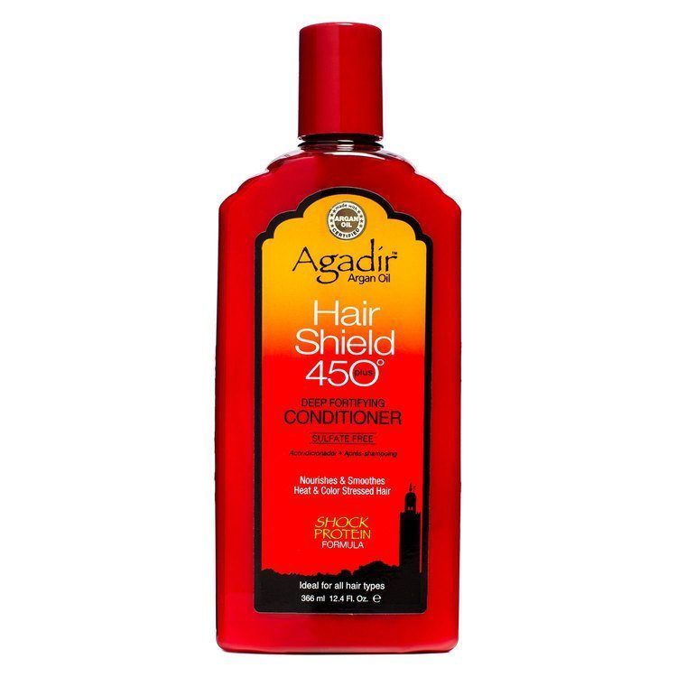 Agadir Argan Oil Hair Shield 450 Plus Deep Fortifying Conditioner 366ml