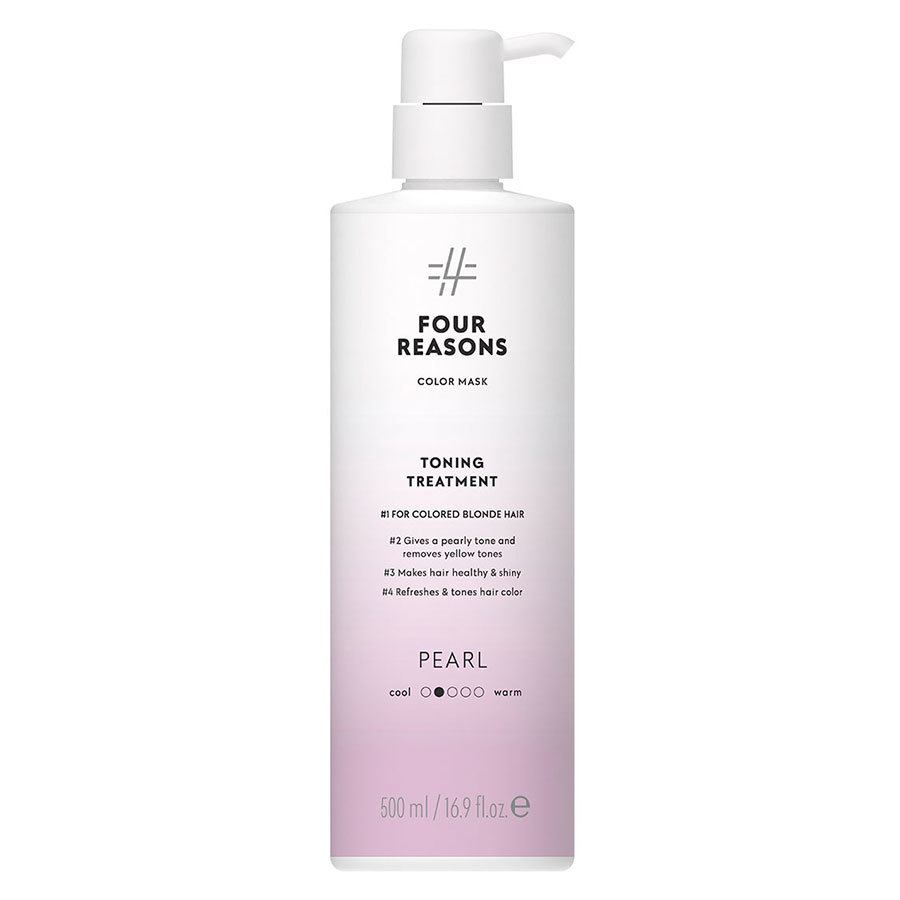 Four Reasons Color Mask Toning Treatment Pearl 500ml