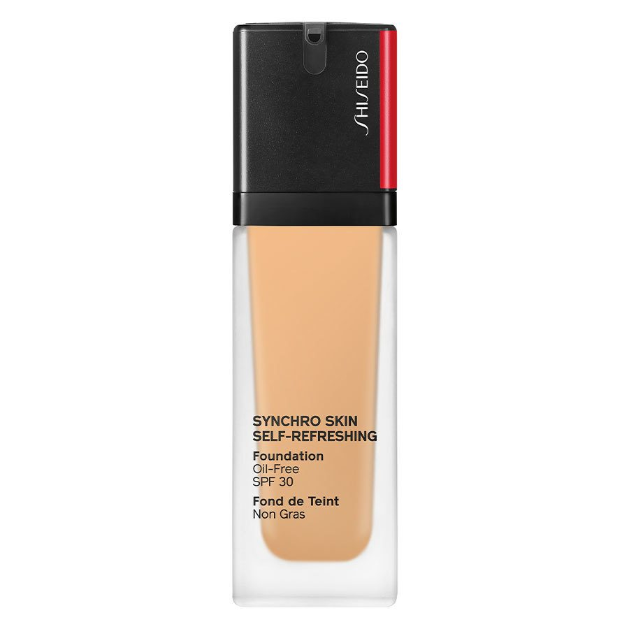 Shiseido Synchro Skin Self Refreshing Foundation #350 Maple 30ml