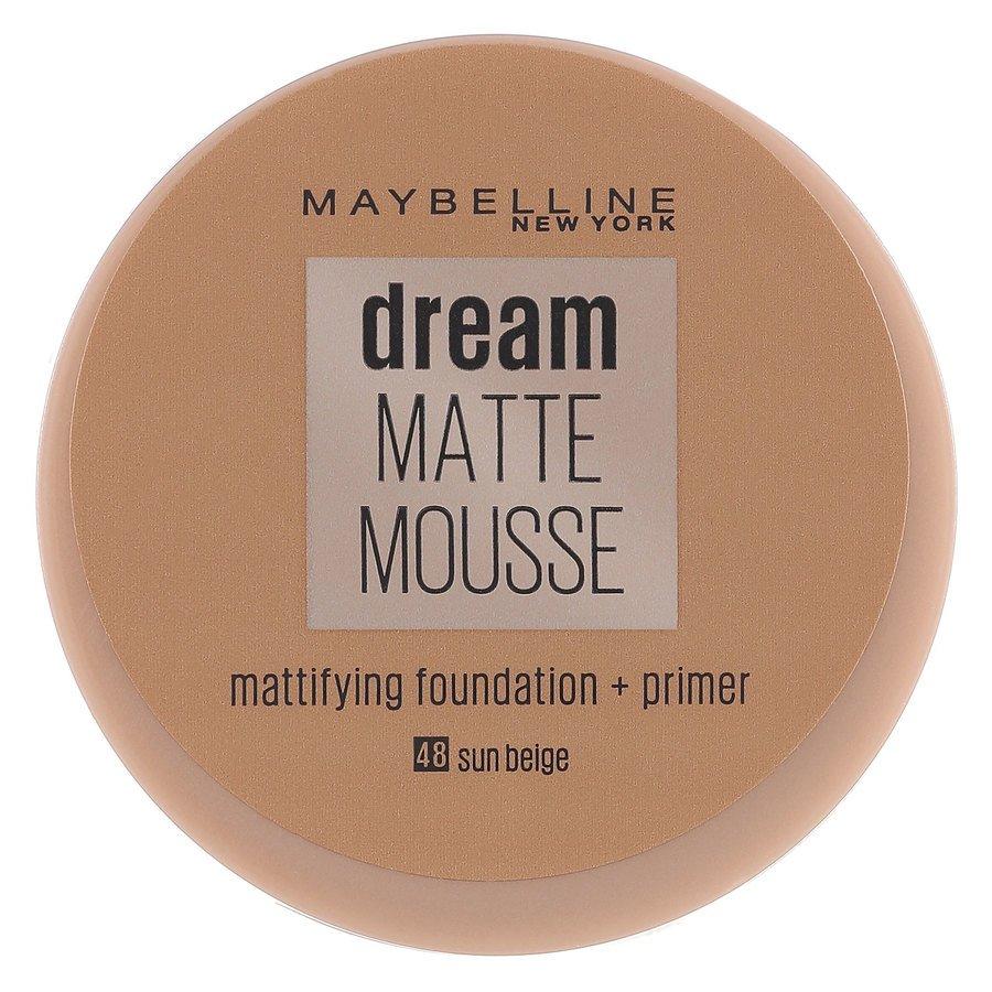 Maybelline Dream Matte Mousse  048 Sun Beige 18ml