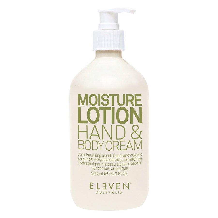 Eleven Australia Moisture Lotion Hand & Body Crème 500ml