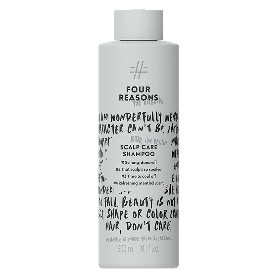 Four Reasons Original Scalp Care Shampoo 300ml