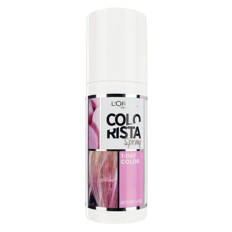 L'Oréal Paris Colorista 1 Day Spray Pastel Piink 75ml