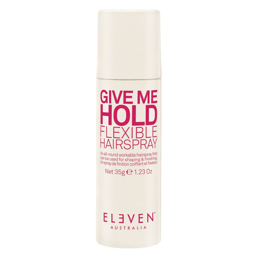 Eleven Australia Give Me Hold Flexible Hairspray 35g
