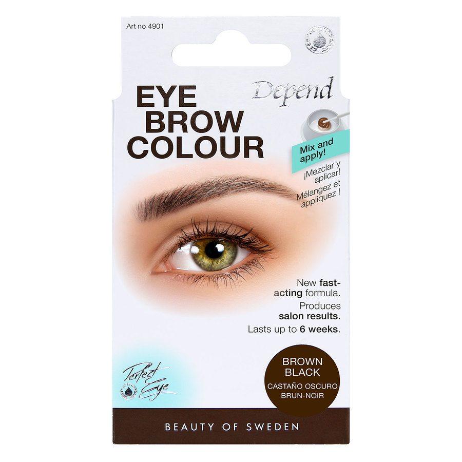 Depend Eyebrow ColourBrown/Black