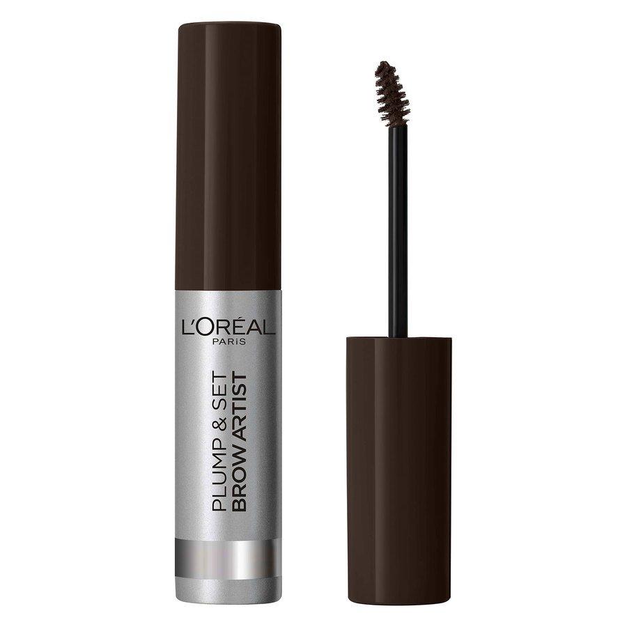 L'Oréal Paris Brow Artist Plump & Set 108 Dark Brunette 5ml