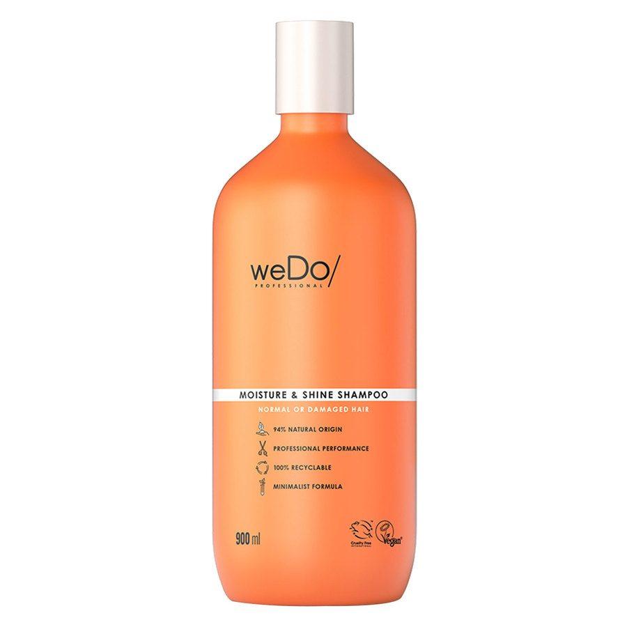 weDo/ Moisture & Shine Shampoo 900ml