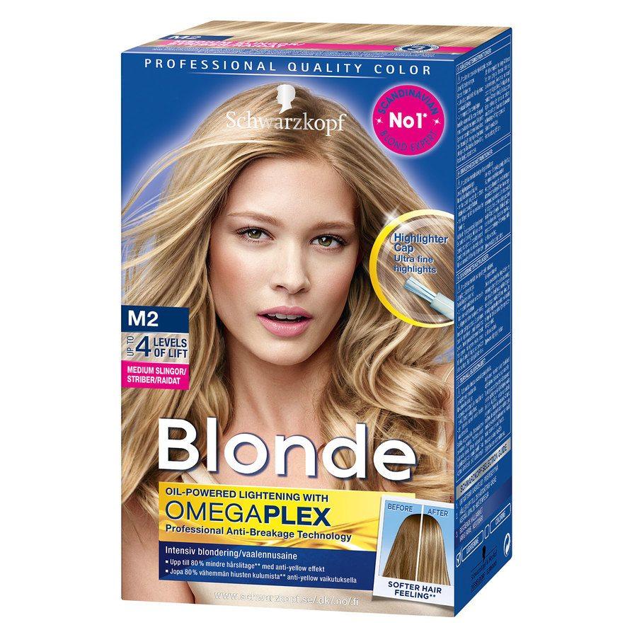 Schwarzkopf Blonde M2 Medium Highlights