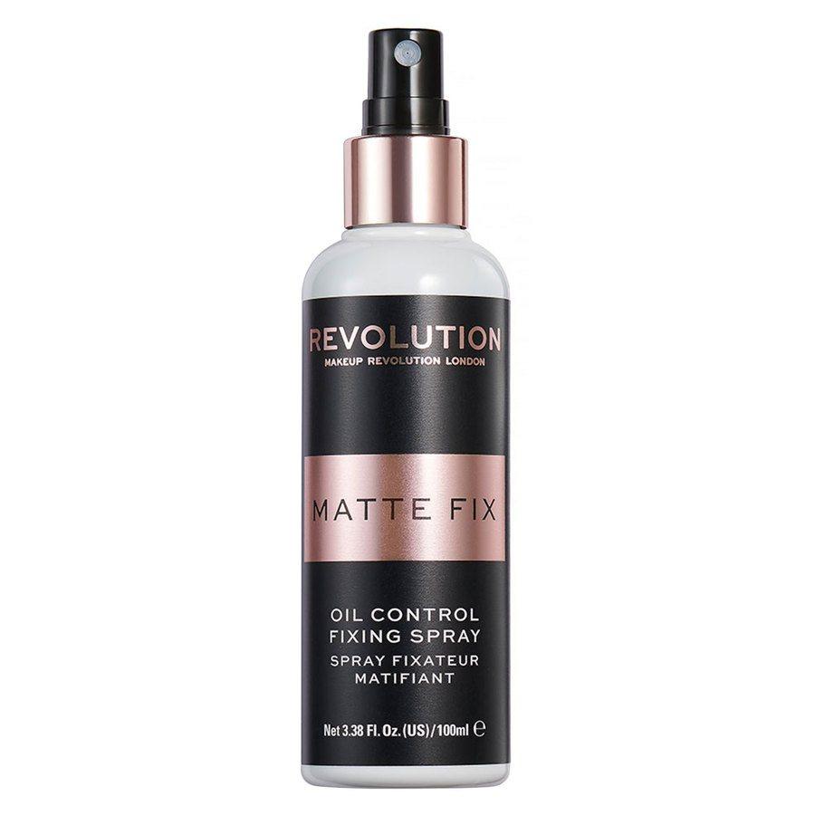 Makeup Revolution Matte Fix Oil Control Fixing Spray 100ml