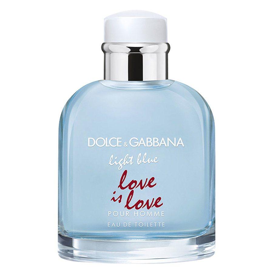 Dolce & Gabbana Light Blue Pour Homme Love Is Love Eau De Toilette 75ml