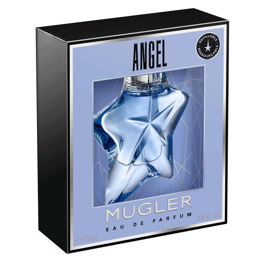 Mugler Angel Refillable Eau De Parfum 15ml