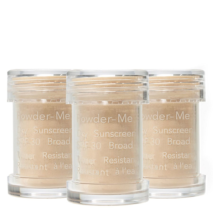 Jane Iredale Powder-Me SPF30 Dry Sunscreen Refill Nude 3x2,5g