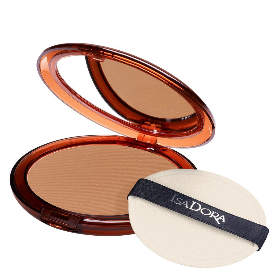 Isadora Bronzing Powder 48 Matte Tan 10g