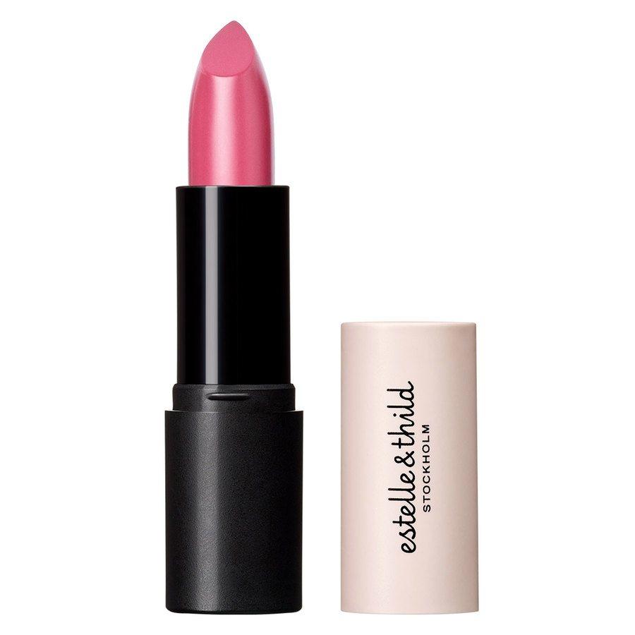 Estelle & Thild BioMineral Cream Lipstick Deep Pink 4,5g