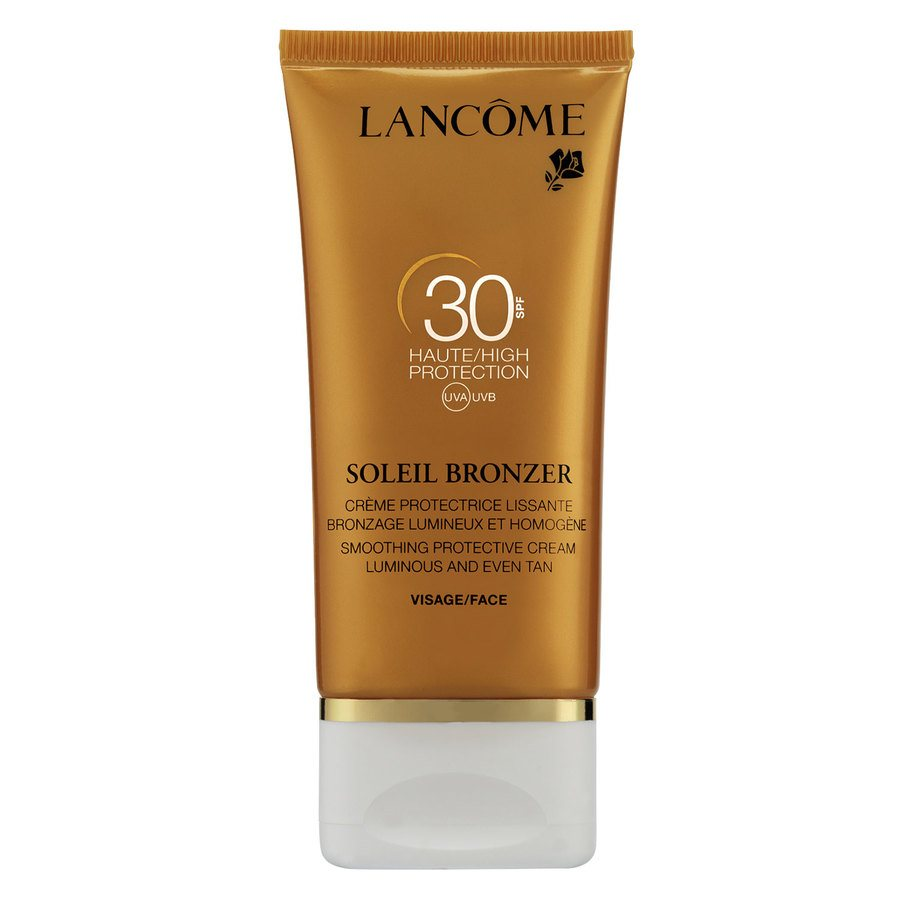 Lancôme Soleil Bronzer Sun Protection Face Cream SPF30 50ml