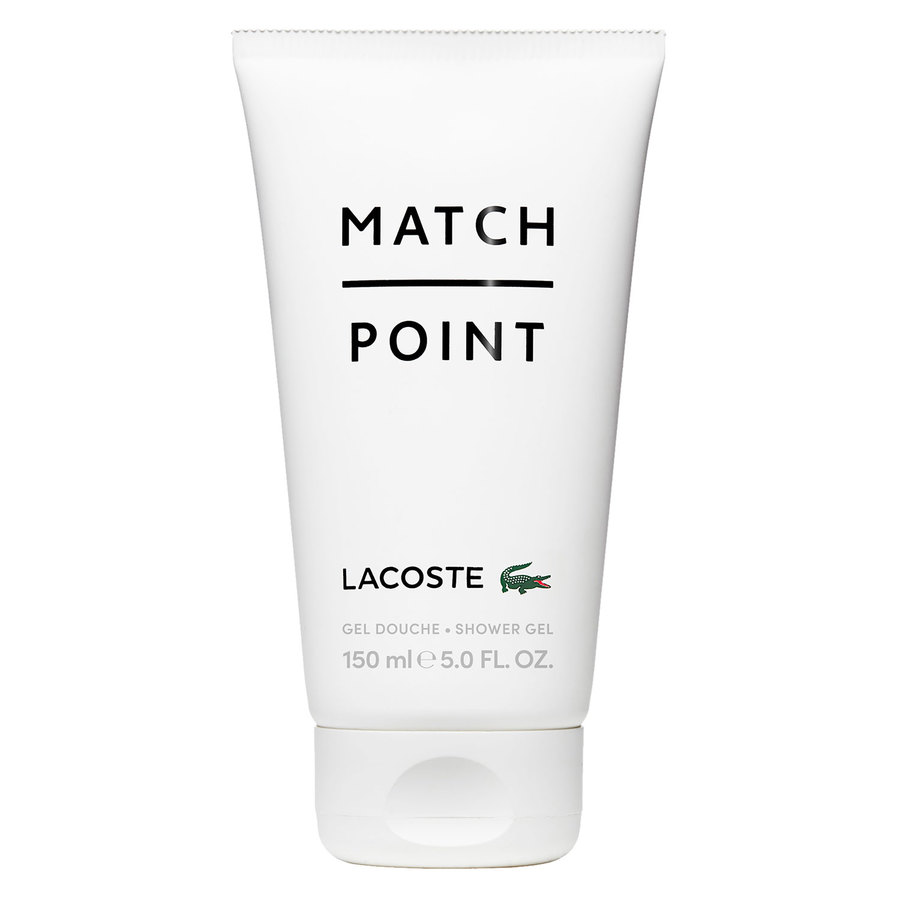 Lacoste Match Point Shower Gel 150ml