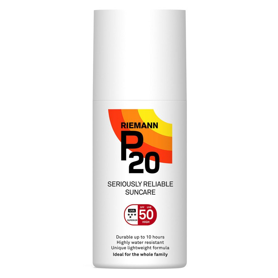 Riemann P20 Spray SPF50  200ml (Pumpespray)