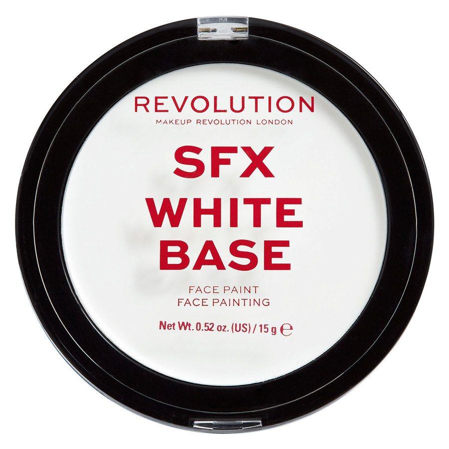 Makeup Revolution SFX White Base Cream Face Paint 15g