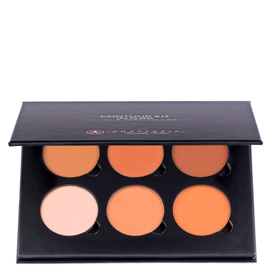 Anastasia Beverly Hills Contour Kit Tan To Deep 6x3g