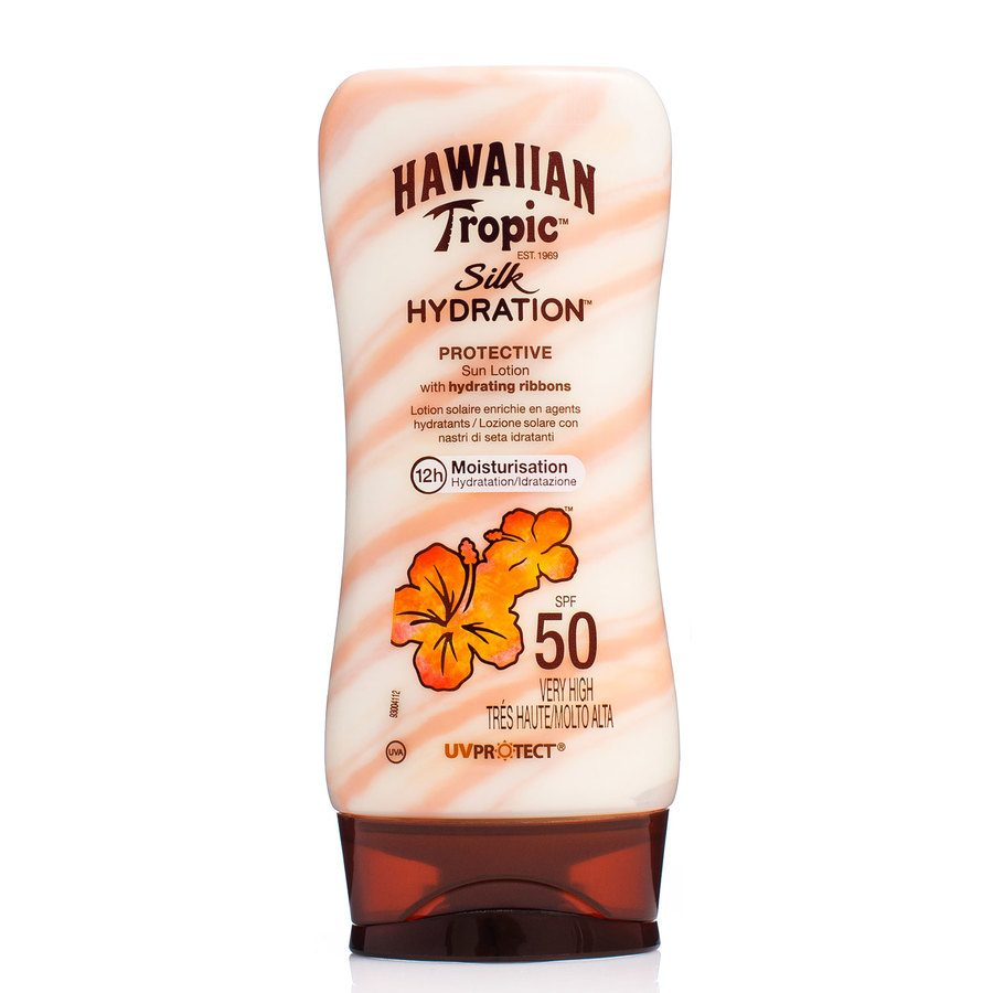 Hawaiian Tropic Silk Hydration Sun Lotion SPF50 180 ml