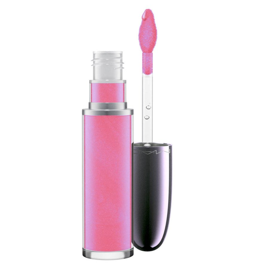 MAC Grand Illusion Glossy Liquid Lipcolour Rave Bunny 5ml