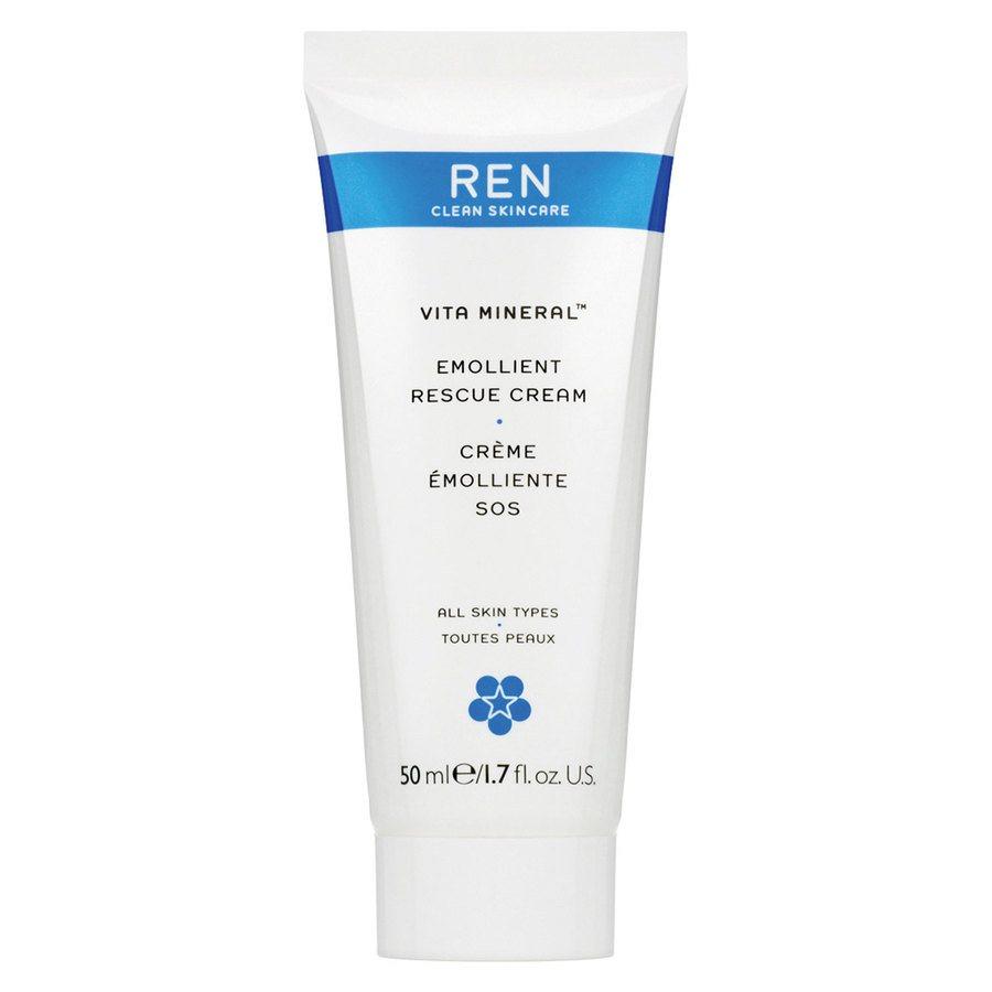 REN Clean Skincare Vita Emollient Rescue Cream 50ml