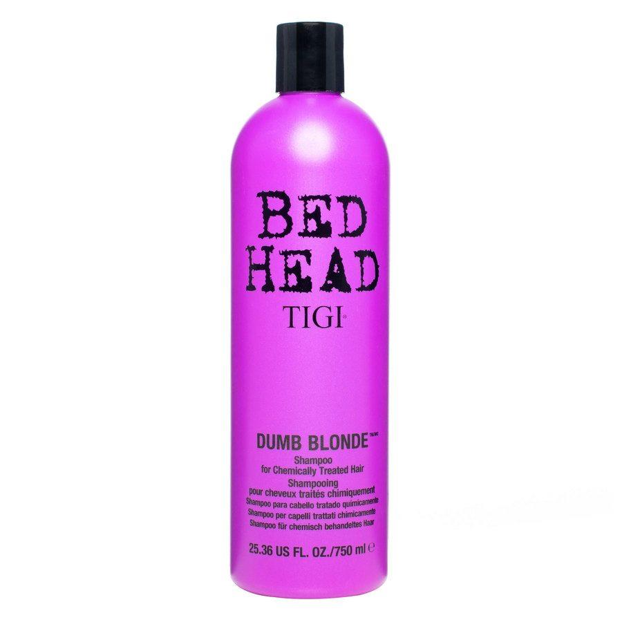 Tigi Bedhead Dumb Blonde Shampoo 750ml