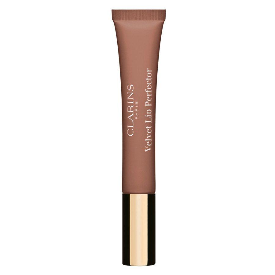 Clarins Natural Lip Perfector Velvet 01 Velvet Nude 12ml