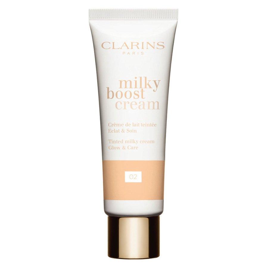 Clarins Milky Boost Cream 02 45ml