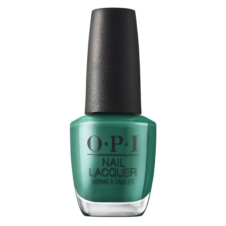 OPI Spring Hollywood Collection Nail Lacquer NLH007 Rated Pea-G 15ml