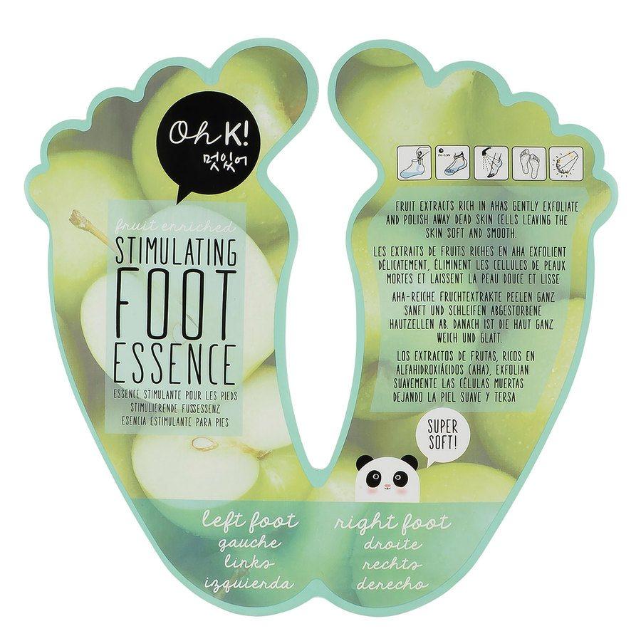 Oh K! Fruit Enriched Peeling Foot Mask 20ml