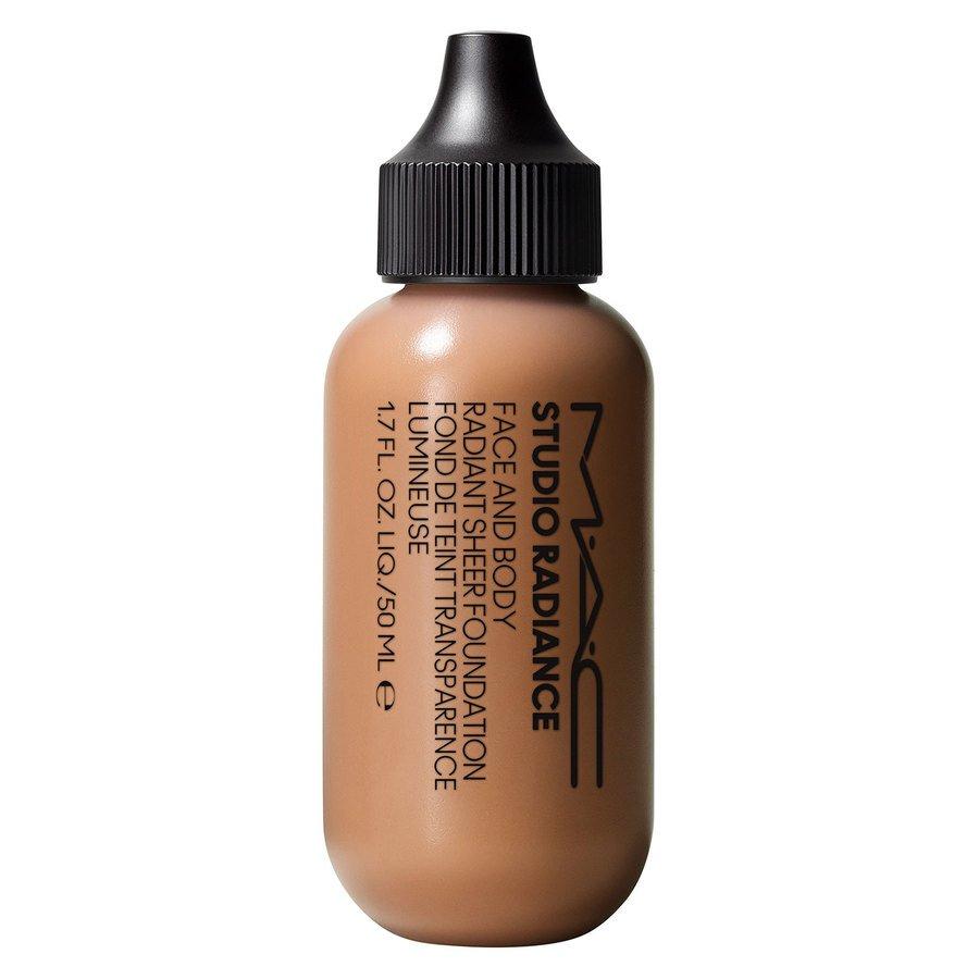 MAC Cosmetics Studio Radiance Face And Body Radiant Sheer Foundation C4 50ml